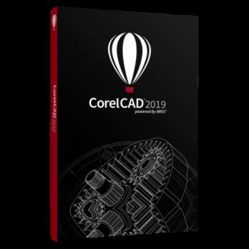 CorelCAD 2019 PL (Win/MAC) - UPGRADE - licencja komercyjna,wieczysta, elektroniczna