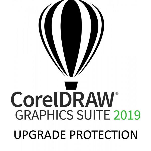 CorelDRAW Graphics Suite Upgrade Protection 1 rok (MAC) - plan uaktualnień