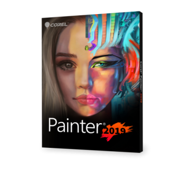 Corel Painter 2019 ENG Win/Mac - UPGRADE - elektroniczna