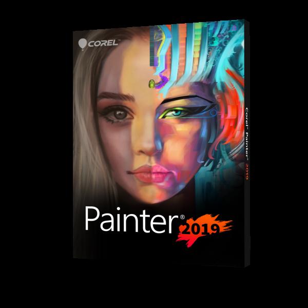 Corel Painter 2019 ENG Win/Mac - UPGRADE - elektroniczna
