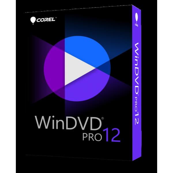 WinDVD Pro 12 PL Win - elektroniczna