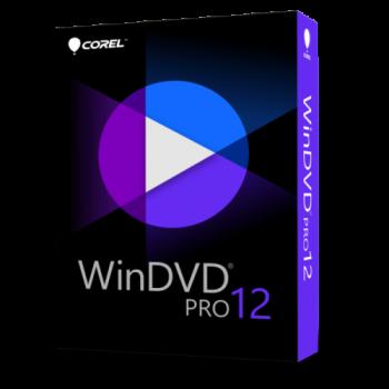 WinDVD Pro 12 PL Win - Upgrade - elektroniczna