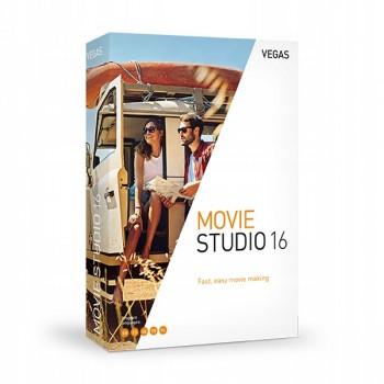 Vegas Movie Studio 16 (BOX) Edycja wideo PL