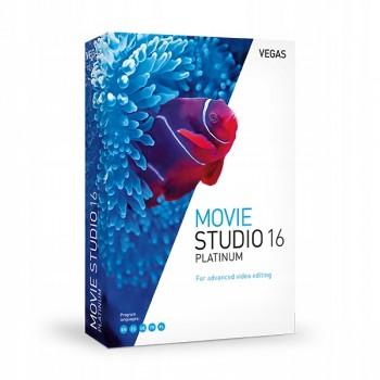 Vegas Movie Studio 16 Platinum BOX Edycja wideo PL