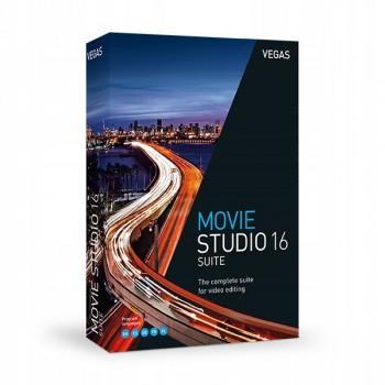 Vegas Movie Studio 16 Suite BOX Edycja wideo PL