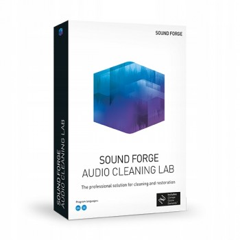 MAGIX Sound Forge Audio Cleaning Lab BOX
