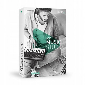 MAGIX ACID Music Studio 11 BOX
