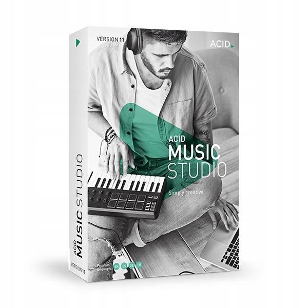 MAGIX ACID Music Studio 11 ESD