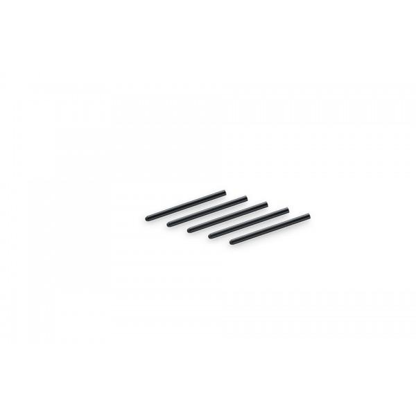 5 końcówek Wacom Thin Black Pen Nibs do tabletów Signature ACK21201