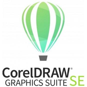 CorelDRAW Graphics Suite SE 2019 PL Win