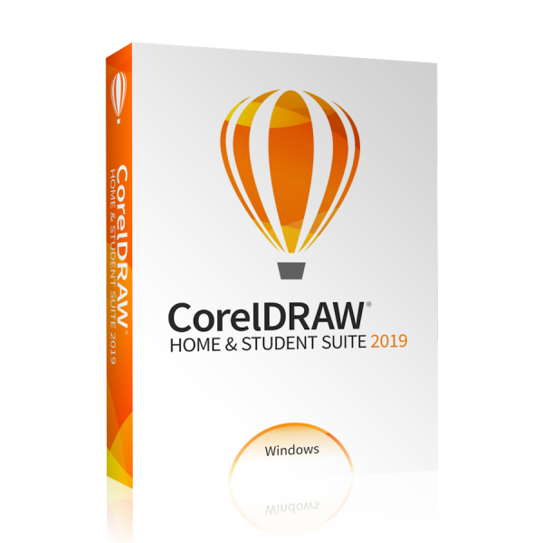 CorelDRAW Home & Student Suite 2019 BOX PL