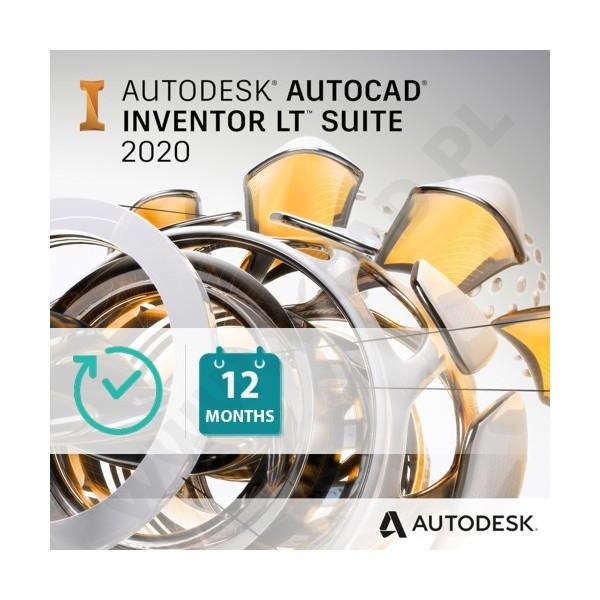 Autodesk Inventor LT Suite 2020 Subskrypcja
