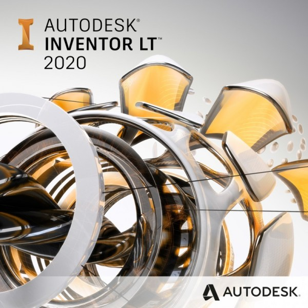 Autodesk Inventor LT 2020 Subskrypcja