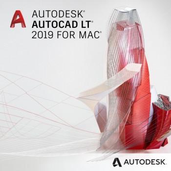 AutoCAD LT 2019 dla komputerów MAC Subskrypcja