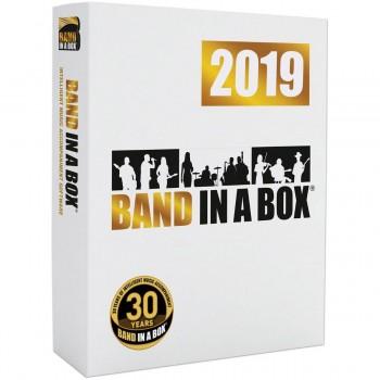 PG Music Band-in-a-Box MegaPAK 2019 PL dla Windows (wersja elektroniczna)