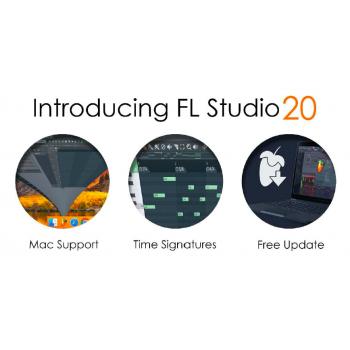 FL Studio 20 Signature Bundle EDU- 10 stanowisk (wersja elektroniczna)