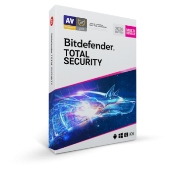 Bitdefender Total Security 2020