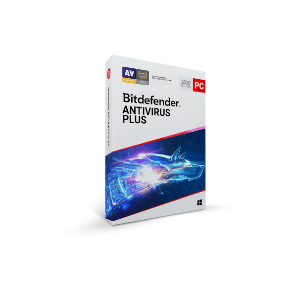 copy of Bitdefender Total Security 2020