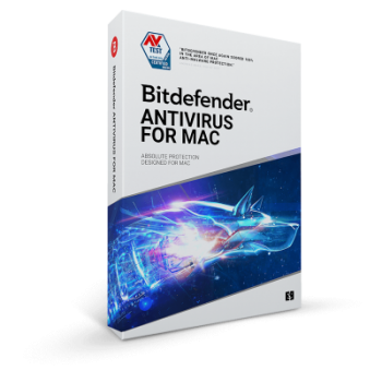 copy of BitDefender Internet Security 2020