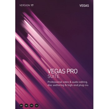 VEGAS Pro Suite 17 - BOX