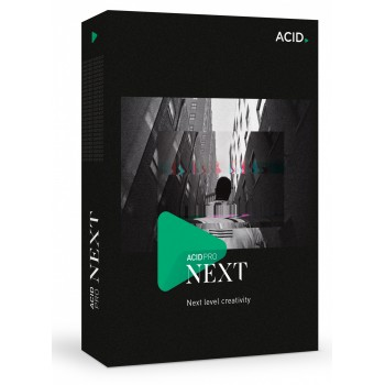 ACID Pro Next - BOX