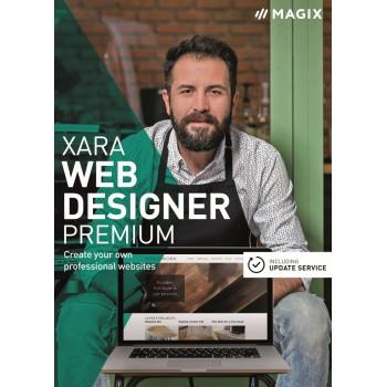 MAGIX Web Designer Premium - Box - EN