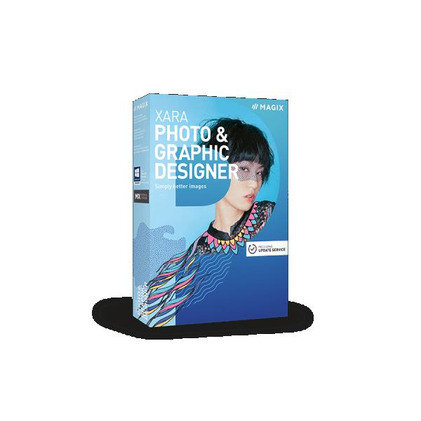 MAGIX Photo & Graphic Designer - Box - EN