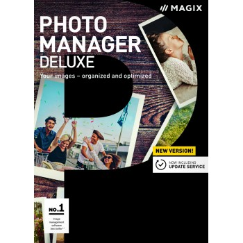 MAGIX Photo Manager Deluxe - ESD