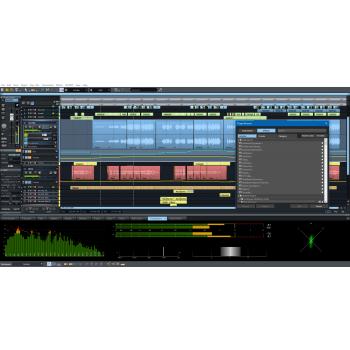 Samplitude Pro X4 - Box - EN