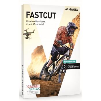 MAGIX Fastcut Plus - Box - EN