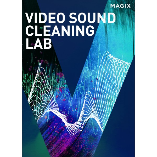 MAGIX Video Sound Cleaning Lab - ESD - cyfrowa