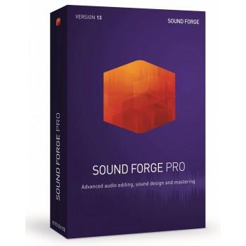 SOUND FORGE Pro 13 - BOX