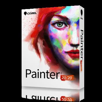 Corel Painter 2020 BOX ENG