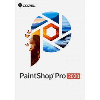 Corel PAINTSHOP PRO 2020 EN Win - elektroniczna