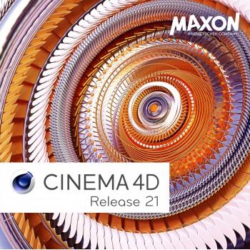 CINEMA 4D R21 Licencja wieczysta