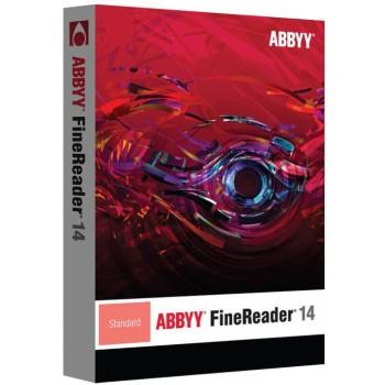 ABBYY FineReader 14 Standard Elektroniczna
