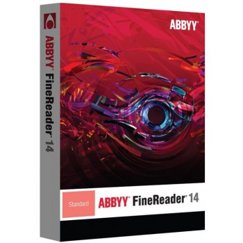 ABBYY FineReader 14 Corporate Elektroniczna