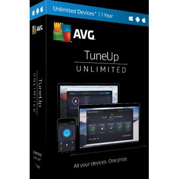 copy of AVG PC TuneUp