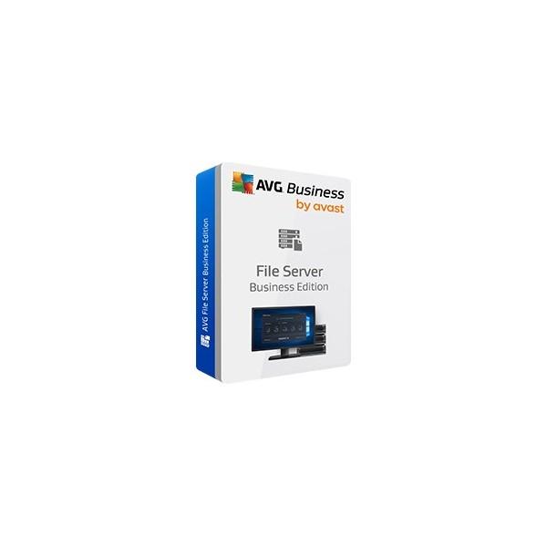 AVG File Server Edition Licencja Komercyjna