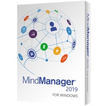 MindManager 2019 for Windows - UPGRADE licencja wieczysta, komercyjna, elektroniczna