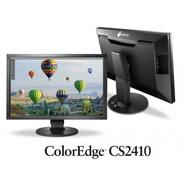 Monitor Eizo ColorEdge CS2410-BK + ColorNavigator