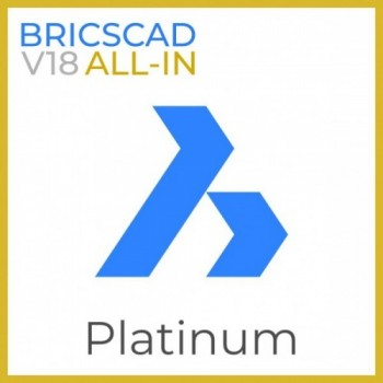 BricsCAD V19 Platinum Network