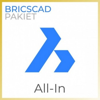 BricsCAD Pro Subskrypcja All-in Miantenance
