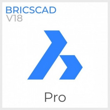 BricsCAD V19 Pro Network