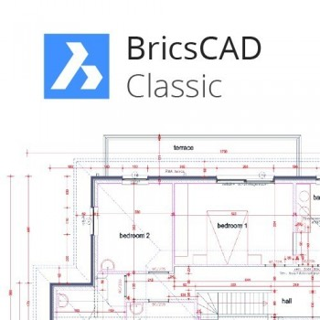 BricsCAD V19 Classic Network