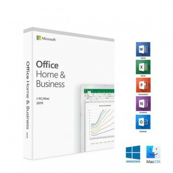 Microsoft Office Home & Business 2019 PL BOX