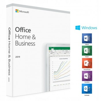 Microsoft Office Home & Business 2019 PL ESD