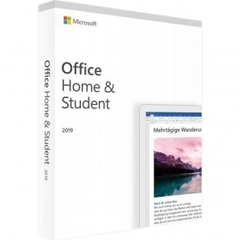 Microsoft Office Home & Student 2019 PL BOX