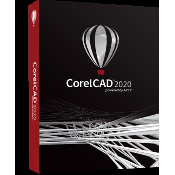 CorelCAD 2020 PL (Win/MAC) - UPGRADE - licencja komercyjna,wieczysta, elektroniczna