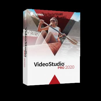 Corel VideoStudio 2020 Pro ESD ENG